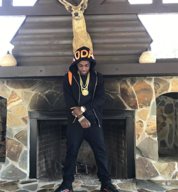 Kodak Black Facing Prison Time For Making It Rain In Strip Clubs While On House Arrest