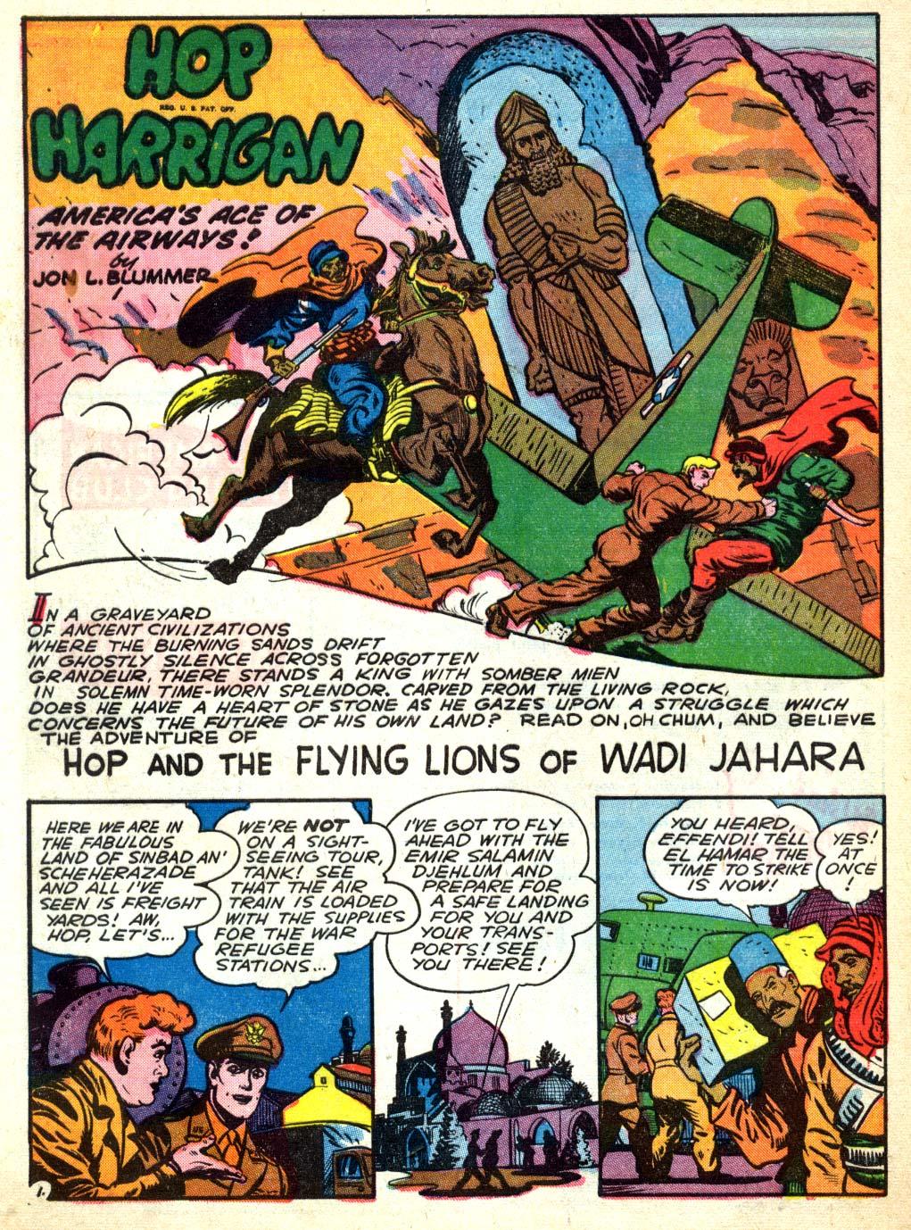 Read online All-American Comics (1939) comic -  Issue #57 - 50