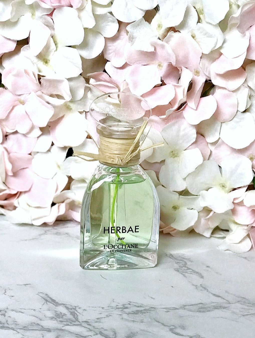 Herbae par L'Occitane review