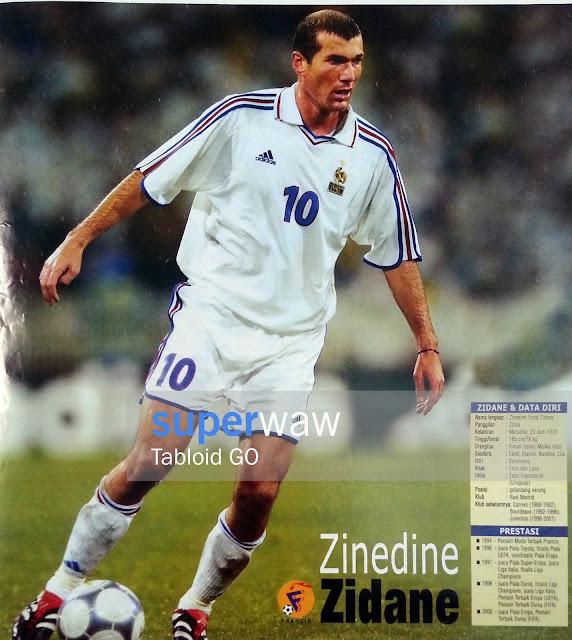 Poster Zinedine Zidane