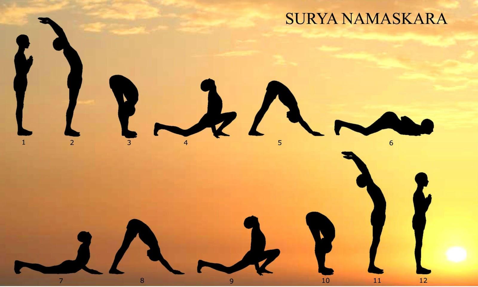 The Science And Health Benefits Behind Surya Namaskar