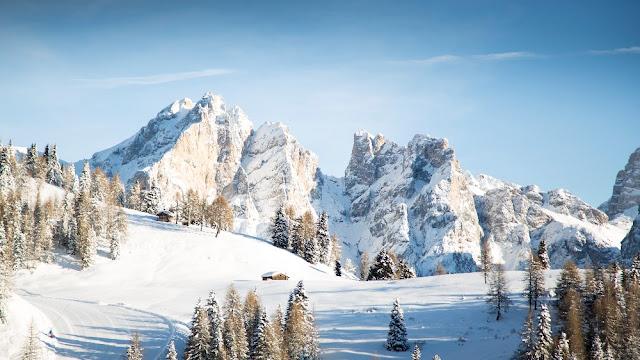 sciare ad alleghe ski civetta