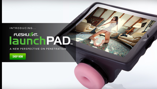 VIDEO: You Can Now Literally Have Sex With Your iPad