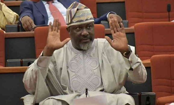 Police refuse to release Dino Melaye despite meeting bail conditions