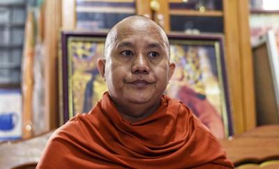 "Budha Wirathu ""Teroris Berbaju Biksu"" Sesumbar Ancam Muslim Aceh"