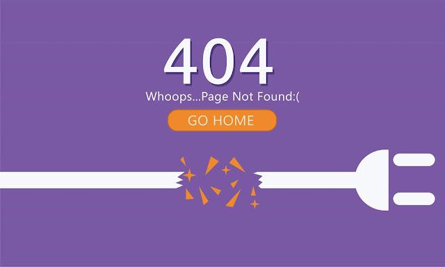 merupakan problem besar yang sanggup mengkikis kualitas blog dimata mesin pencari  Cara Mengalihkan (Redirect) Halaman Error 404 Ke Homepage Blog Secara Otomatis