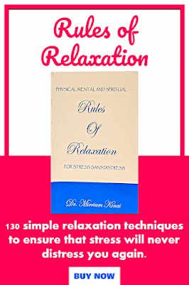 Rules of Relaxation is a Christian book for women from a Christian affiliate program for Christian bloggers.