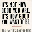It's Not How Good You Are, But How Good You Want To Be by Paul Arden