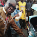 Photos: Fayose buys petrol from blackmarket