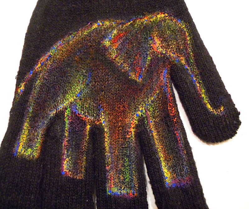 Elephant Fingerless Gloves FREE Shipping Worldwide by Pomber | Crochet  elephant, Fingerless | 671x800