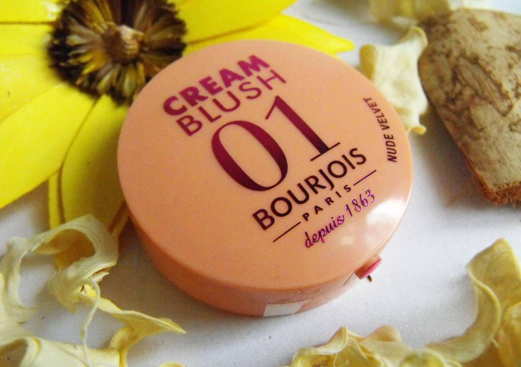 Bourjois Cream Blush in Nude Velvet