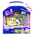 Littlest Pet Shop Postcard Pets Zebra (#903) Pet