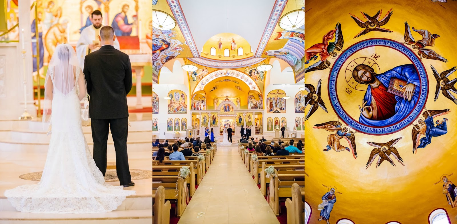 Greek Orthodox Wedding Boca Raton Florida