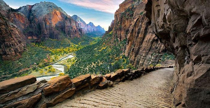 Zion Beautiful National Park