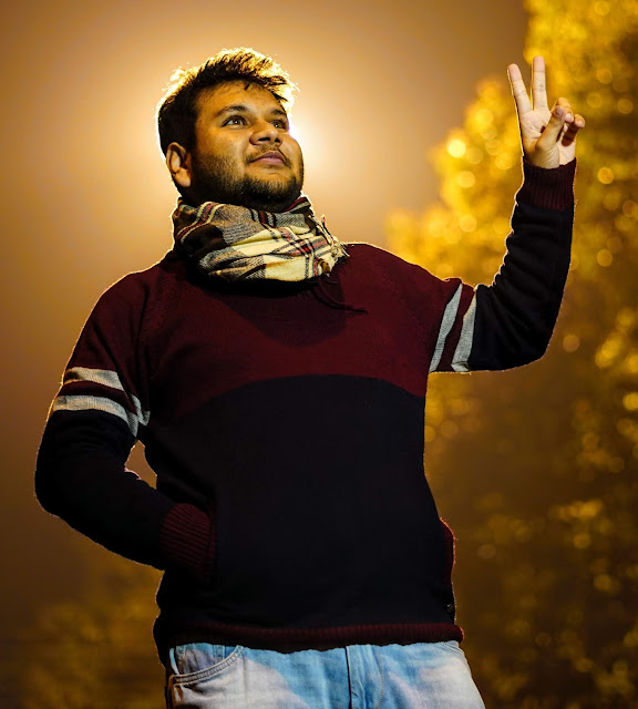 Sudip- Sourajit Saha's Friend 1