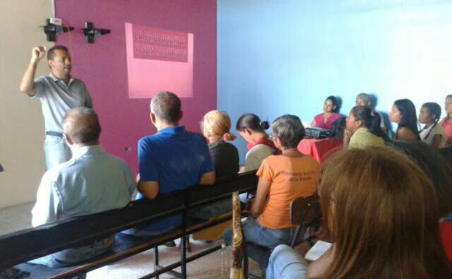 Voz Proletaria inicia talleres para conformación de corresponsalias