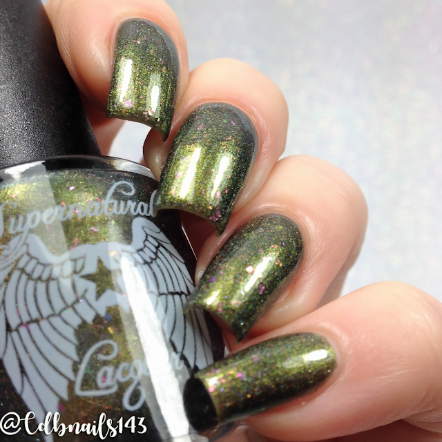Supernatural Lacquer-Death & Taxes