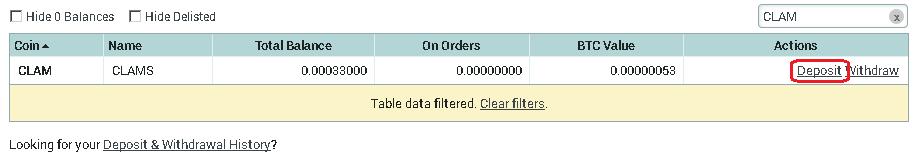 Cara Mendapatkan Clam Coin Gratis dari Situs Faucet Clamcoin