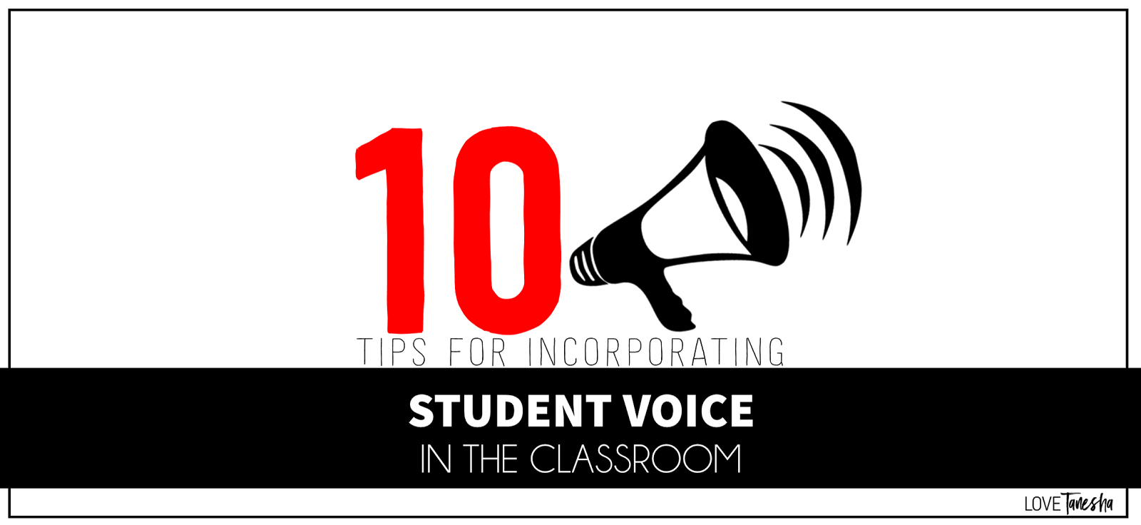 Student Voice in the Classroom