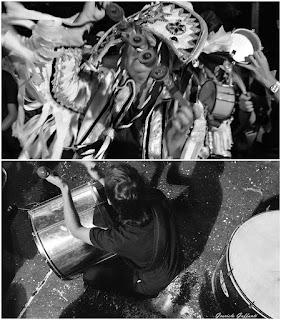 Scola de Samba Imperio Preto e Branco