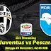 Live Streaming Juventus vs Pescara 20 November 2016