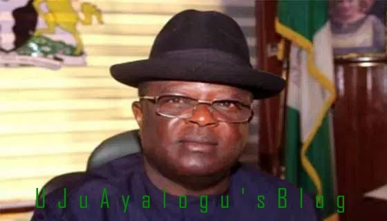 2019: Gov. Umahi speaks on dumping PDP