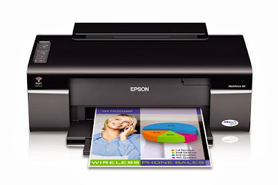 Download Epson WorkForce 40 Inkjet Printer Printers Driver & instructions installing