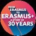 30 Aniversari Erasmus - Estudiants rebuts per les universitats catalanes.
