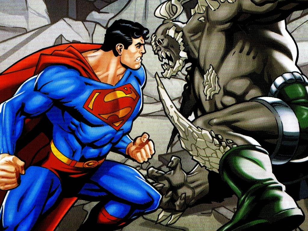 Kumpulan Gambar Superman Cartoon Wallpaper Gambar Lucu Terbaru Cartoon Animation Pictures