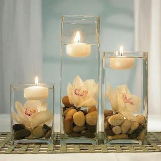 centros-mesa-flores-velas
