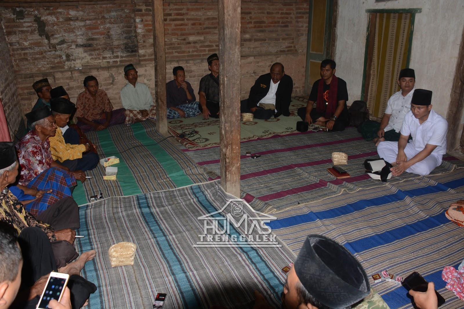 Ngantor Di Desa Wakil Bupati Trenggalek Serap Aspirasi Warga