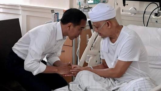 Arifin Ilham Dirujuk ke Penang, Az-Zikra: Doakan Dipanjangkan Usianya