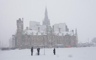 Ottawa a l'hivern
