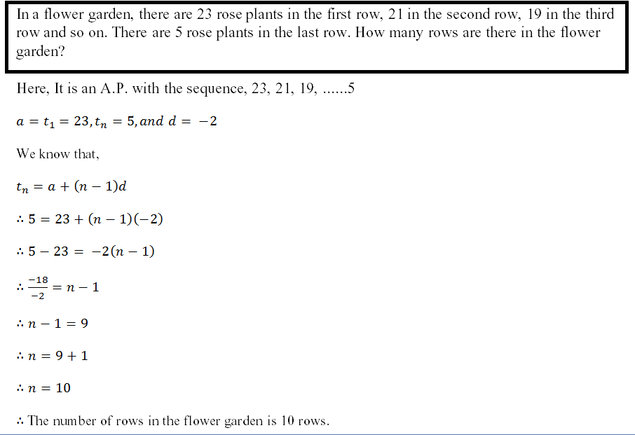 OMTEX CLASSES: In a flower garden, there are 23 rose