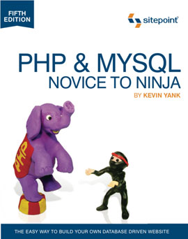 Masters thesis on database management based on php and mysql