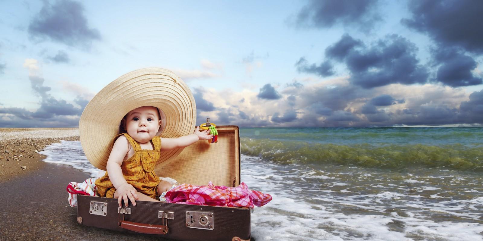 Cara Praktis Agar Anak Merasa Nyaman Saat Traveling