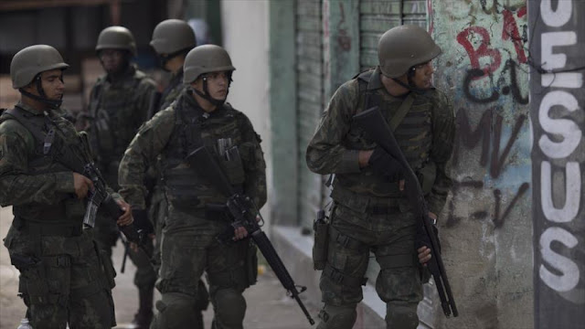 """""""En Brasil la violencia mata más personas que en Irak y Siria"""""""