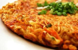 Cara Membuat Omelet Mie yang Mudah dan Enak Rasanya