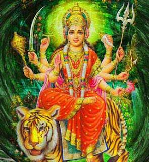 माँ दुर्गा के नौ रूपों की जानकारी maa durga many forms maa durga