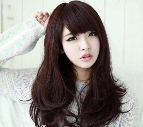 Mẹo giúp phái đẹp chọn kiểu tóc thích hợp từng khuôn mặt