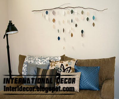 Uses of tree branches for home decorating ideas   Beautiful ...