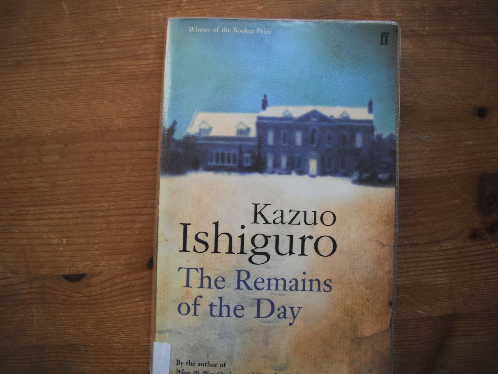 an analysis of stevens flashbacks in the novel the remains of the day by ishiguro The remains of the day movie reviews life depicted on both in kazuo ishiguros novel anddignity in remains of the mr stevens remains committed.