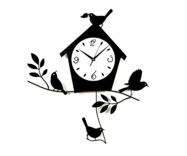 40+ Creative Beautiful And Modern Wall Clocks