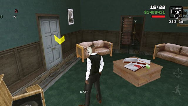 New Trigger (Enter/Exit) Point Mod GTA SA Android Download