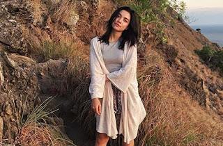 Angela Gilsha Foto Baru