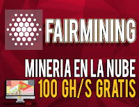 FairMining: mineria en la nube (genera bitcoins gratis)