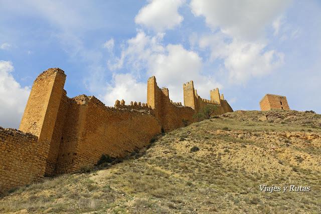 Murallas y castillo de Albarracín, Teruel