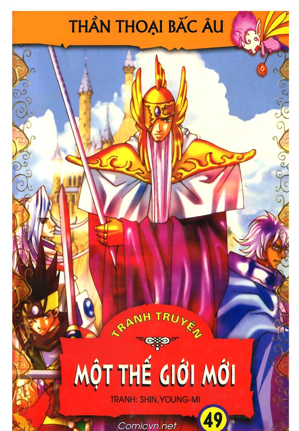 Thần thoại Bắc Âu - Chapter 49: Một thế giới mới - Pic 1