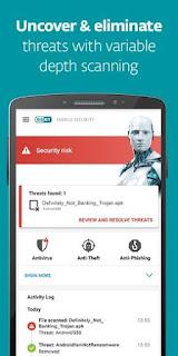 ESET Mobile Security Antivirus Pro v4.3.7.0 APK