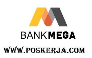 Lowongan Kerja Terbaru Bank MEGA April 2018